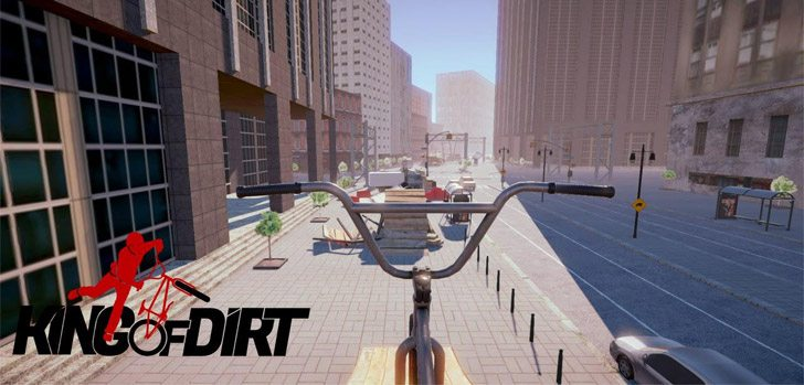 King Of Dirt BMX Bike Games