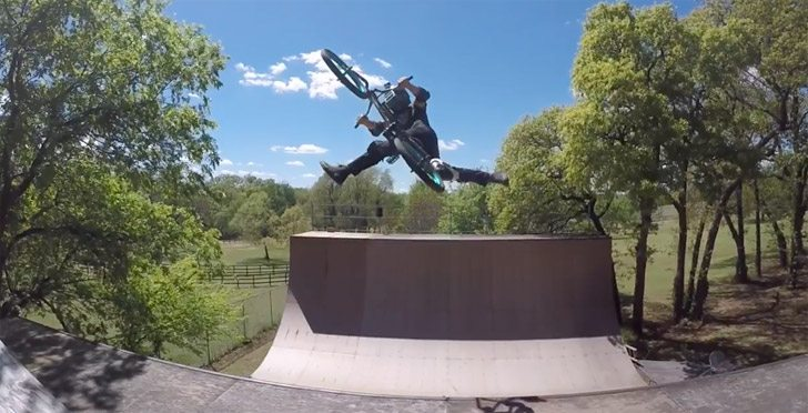 Mat Hoffman – Backyard Sessions 2016