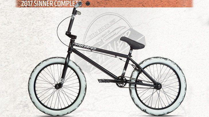 Stolen Bikes – 2017 Complete Bikes Catalog