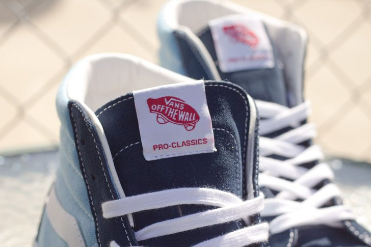 a131a98005 Insight  Vans 50th Anniversary SK8-Hi Pro Shoes