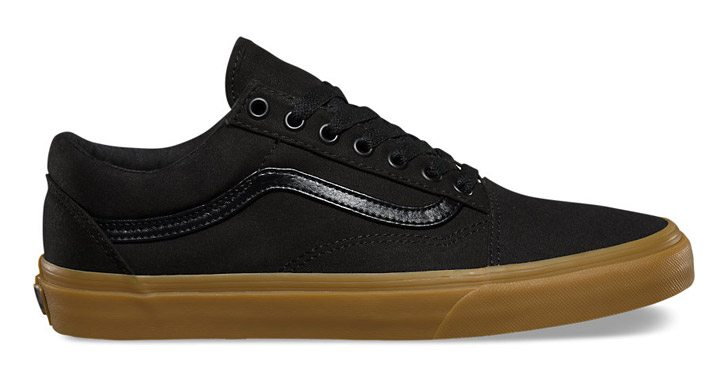 15836de9f4e Vans - Canvas Gum Old School Shoe