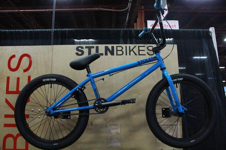 Interbike 2016 Stolen Bikes Fiction BMX