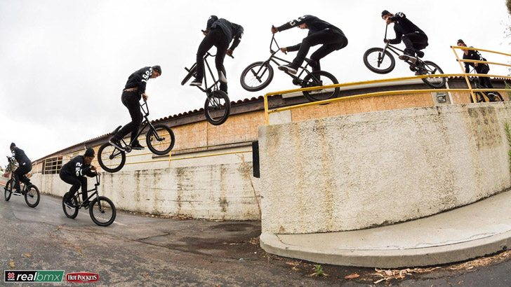 Dennis Enarson – Real BMX Section