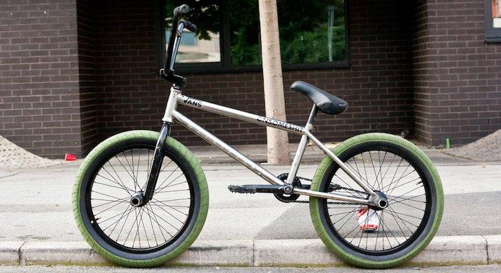 Wethepeople – Dillon Lloyd Bike Check