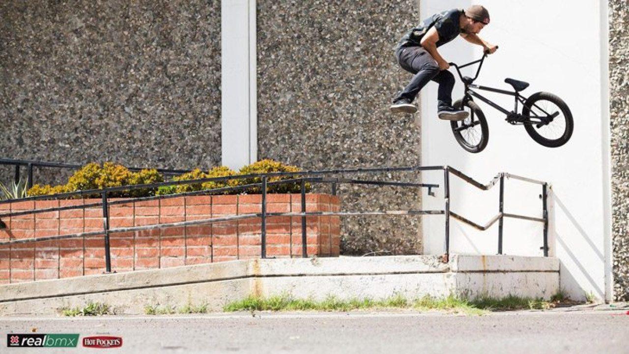 Garrett Reynolds - Real BMX Section