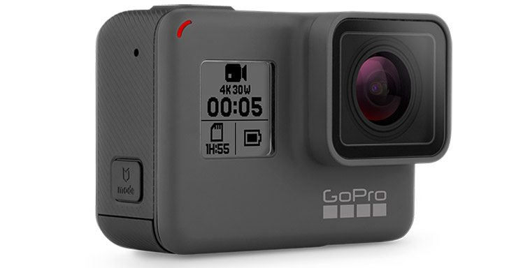 GoPro – Hero 5 Black