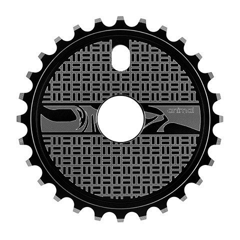Animal Bikes – Chase DeHart Signature Thorofare Sprocket