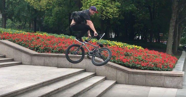 Garrett Reynolds & Colin Varanyak – Last Day In China