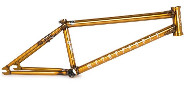 Sneak Peek: Wethepeople – Translucent Honey Gold Buck Frame