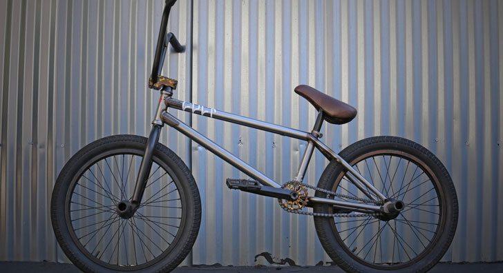 Cult – Grant Germain Bike Check