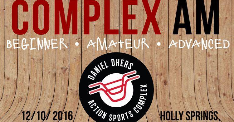 1st Annual Complex AM Contest at DDASC