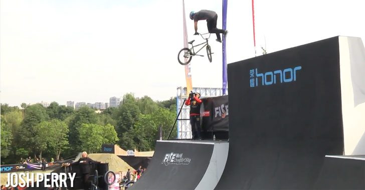 FISE Chengdu 2016 – Qualifying Highlights