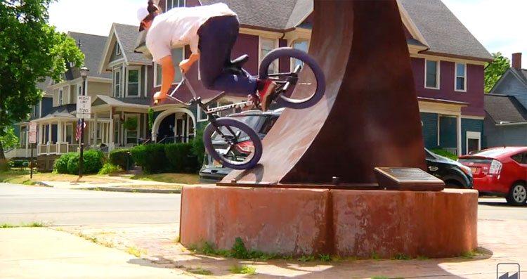 Merritt BMX – Jake Petruchik Small Town