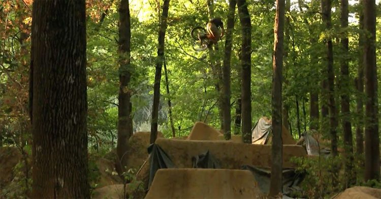 BMX Trail Riding In PA in 2016