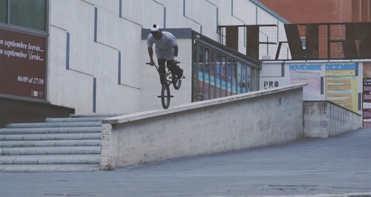 Animal Bikes – Courage Adams Welcome Video