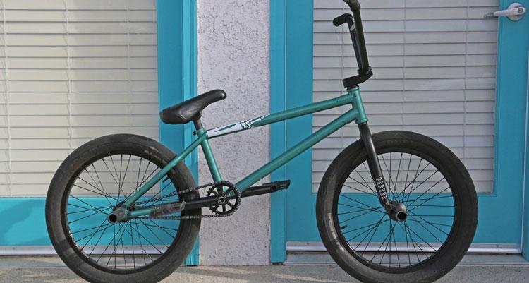 Cult – Dan Foley Bike Check