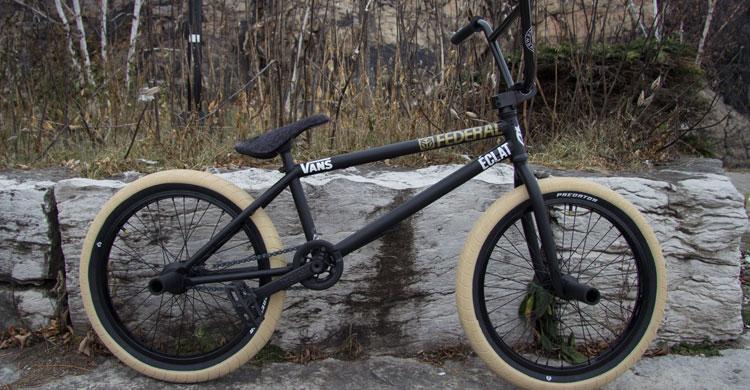Federal Bikes – Ryan Eles Bike Check