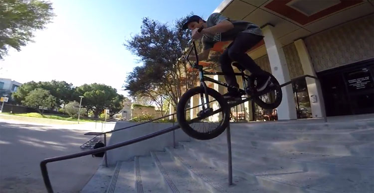 Gone Biking – GoPro BMX with Dan Kruk and Mike Stahl