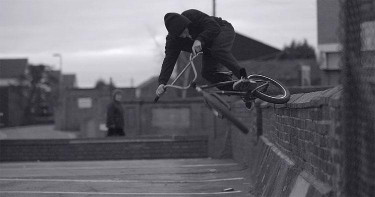 Mutiny Bikes - 2017 Villij Frame Promo