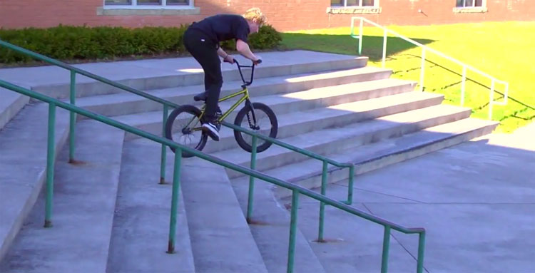 Noah Huntzinger 2016 VIdeo