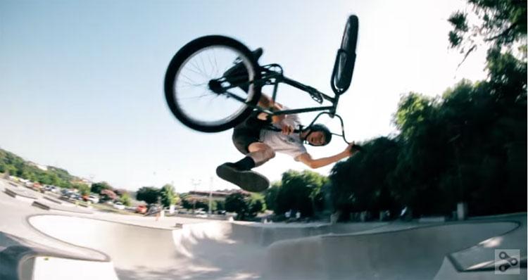 Relic BMX – Chad Osburn, Clint Reynolds & Ashley Charles