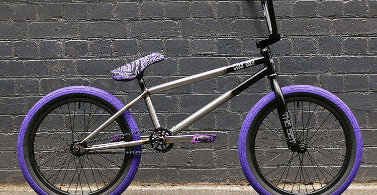 Strictly BMX – Custom The Set Dirty Deeds Build