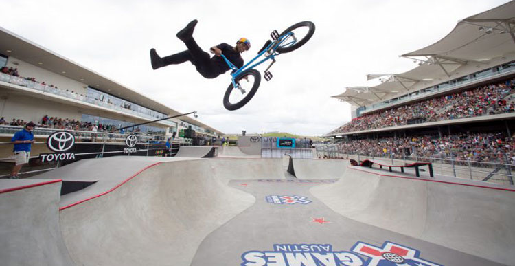X Games Launches Park Qualifier In Boise, Idaho
