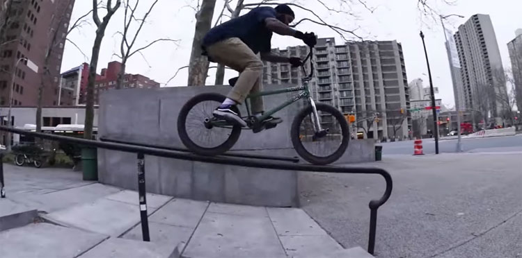 Animal Bikes – Markus Hoyte Welcome Video
