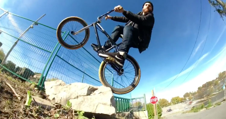 BMXfu – Fridge Tape