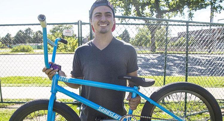 Daniel Sandoval OFF Total BMX