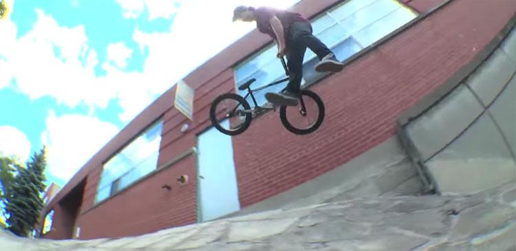 Wethepeople BMX – Dean Hartley Welcome Video