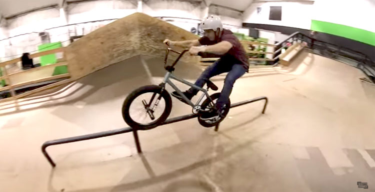 Game of BIKE – Dom Simoncini VS Pooty