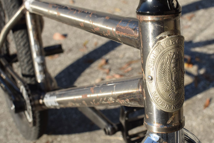 Jabe Jones Bike Check