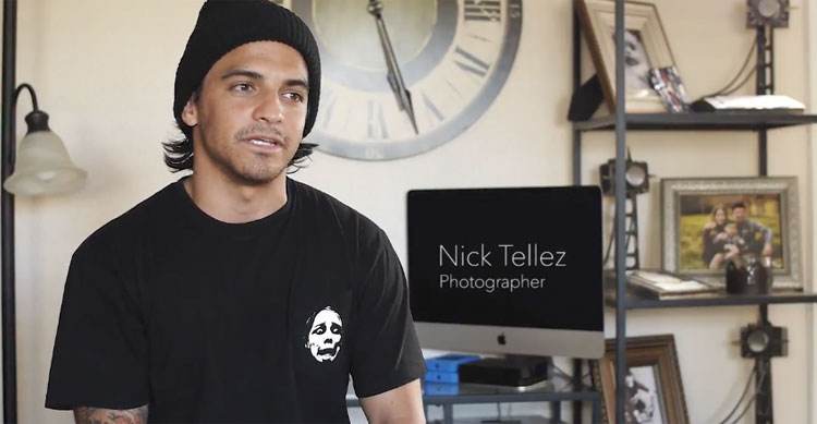 My Livelihood – Photographer Nick Tellez