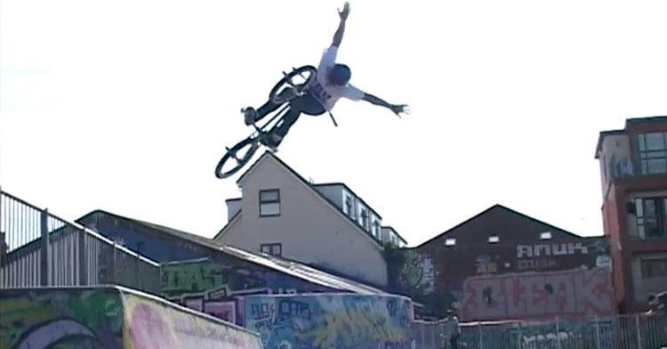 Sam Baskett – Raw VX BMX