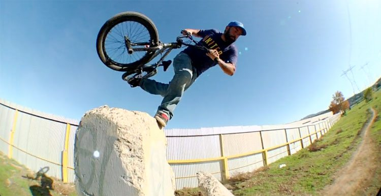 "United – Mike Escamilla ""Caveman"" Video"