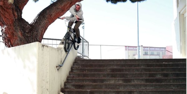 Kink BMX X Baygame – Bob Randel Pushing the Peg Game