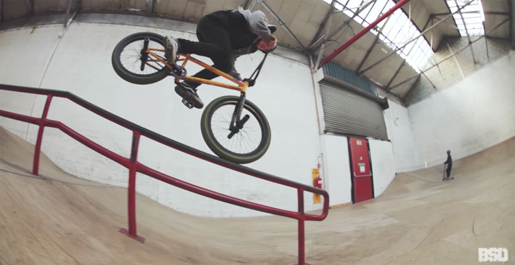 "BSD ""Undercover 2"" featuring Kriss Kyle, Alex Donnachie and Dan Paley"
