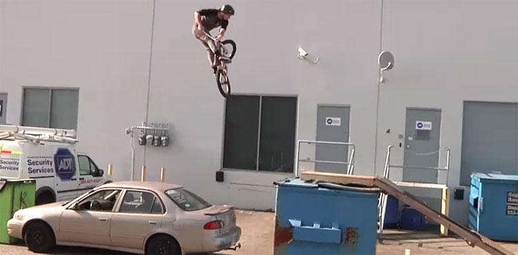 Cult – Corey Walsh: Pedal Fast