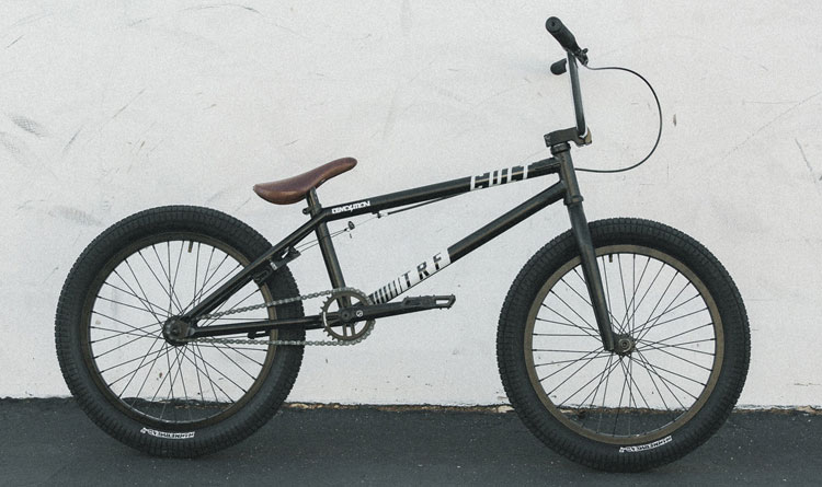 Cult BMX Nick Tellez Bike Check