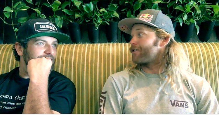 "Hangin' with Lavs – Mike ""Hucker"" Clark"