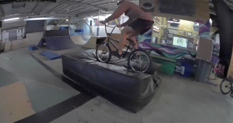 Indoor Obstacle Course at 5050 Skatepark