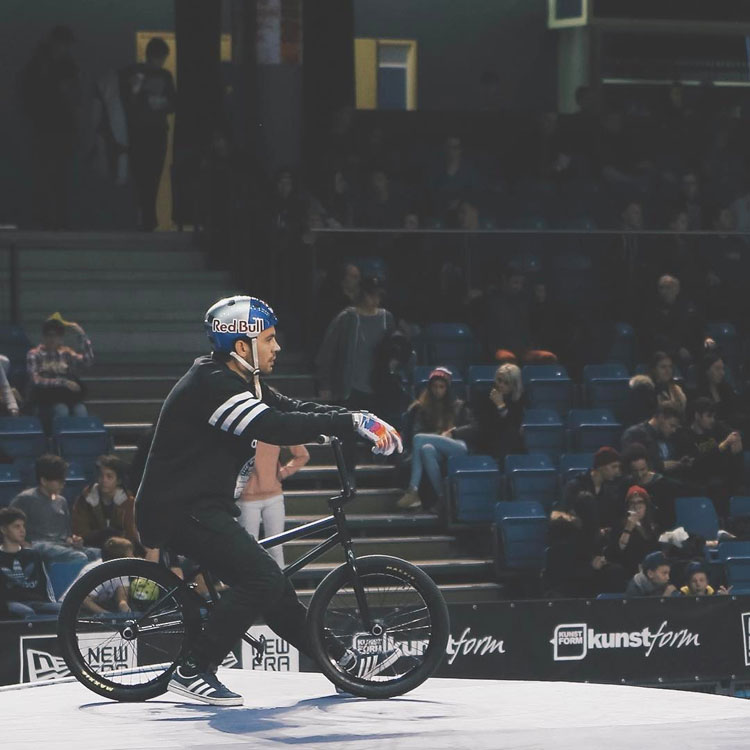 Kostya Andreev off TOTAL BMX