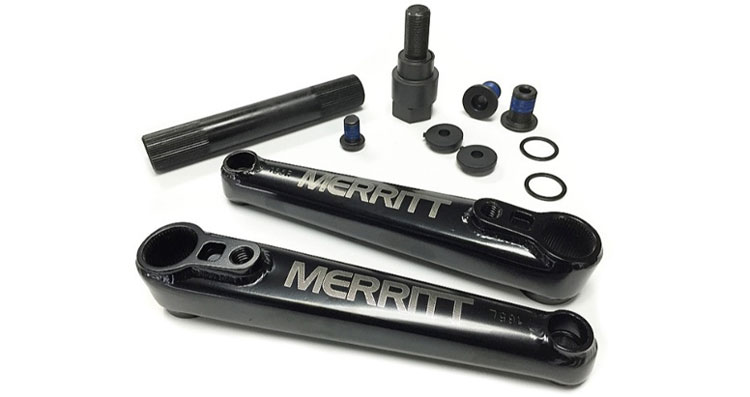 Merritt BMX – Battle Cranks