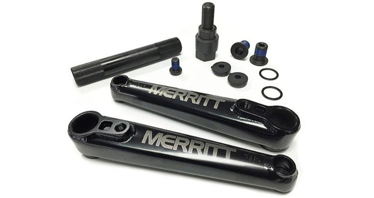 Merritt BMX – Battle Cranks