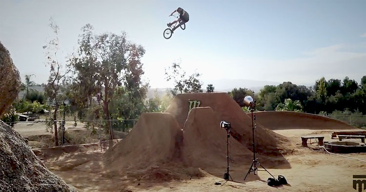 Mongoose – A Weekend In California with Kevin Peraza