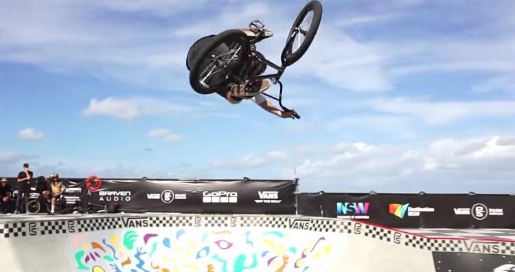 Vans BMX Pro Cup – Australia Highlights