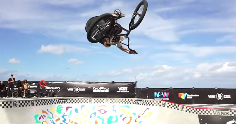 Vans BMX Pro Cup - Australia Highlights