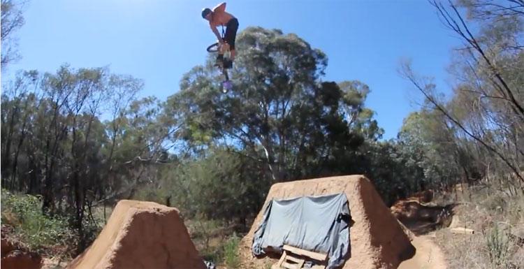 5050 BMX – Jonesy and Kurt Go Down Under!