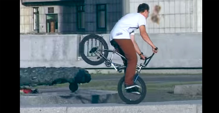 Anteater X Stress – Alex Maltsev Video